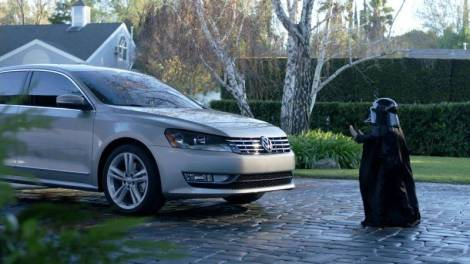VW Passat, the force, best ad,