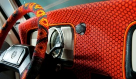dashboard, beetle vw, beaded vw beetle, mexican beetle,