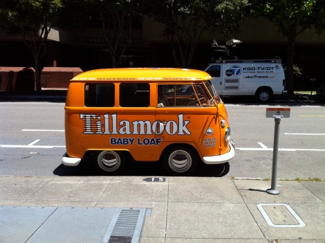 Volkswagen Bus, Volkswagen Mini, Volkswagen Mini Bus, Volkswagen modification, short bus, Tillamook