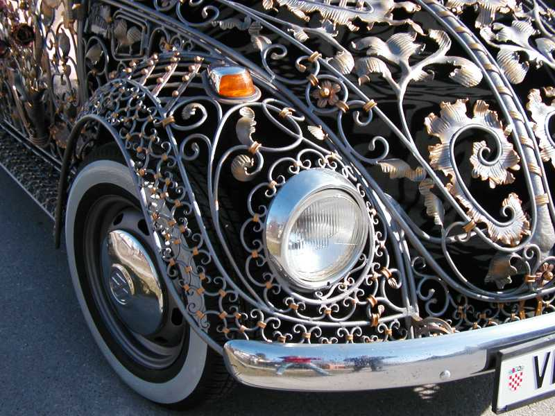 For a More Elegant Occasion-Wrought Iron | Volkswagen Utah