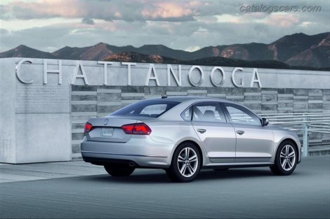 2013, car sales,vw passat, chattanooga, annual sales