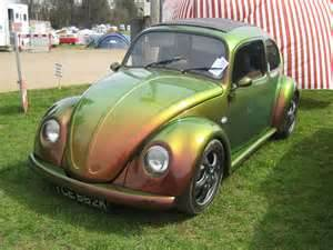 ChromaFlair, Punch Buggy, Volkswagen Beetle, Volskwagen, Vintage, Iridescent, Pearlescent, color changing,
