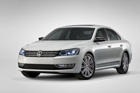 volkswagen passat, volkswagen, passat, turbocharged, Detroit show, 4 cylinder, 19in alloy wheels, alloy wheels