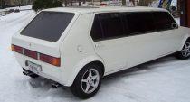 Volkswagen Rabbit, Volkswagen Limo, Volkswagen rabbit limo, limo