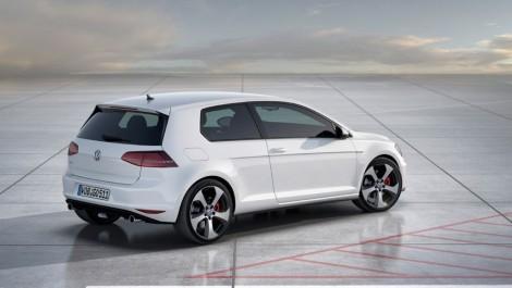 Volkswagen Golf, GTI, 2014, Geneva Auto Show