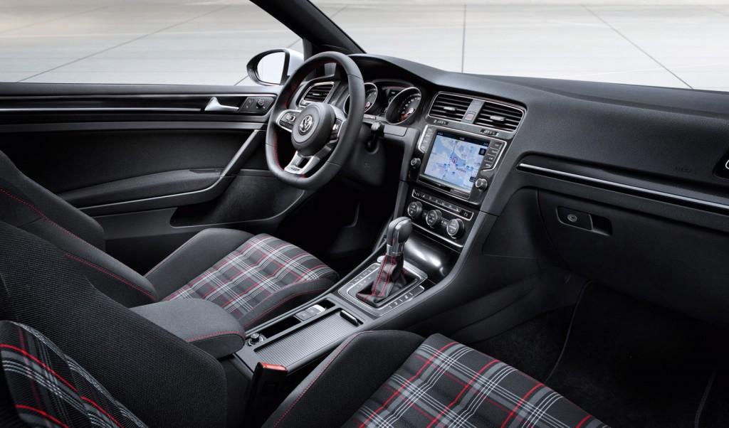 Volkswagen Golf Gti Interior 2014 Volkswagen Golf Gti 2014
