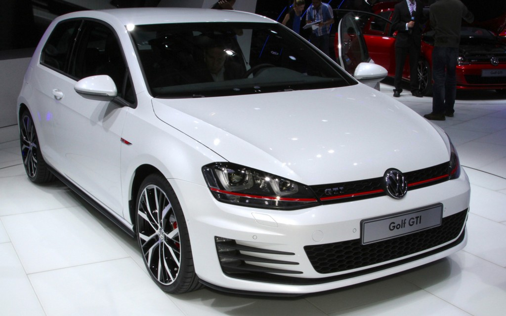 2013 vw gti production ends with special editions volkswagen utah. Black Bedroom Furniture Sets. Home Design Ideas