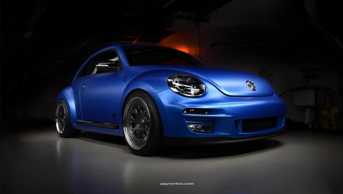 super beetle project volkswagen utah