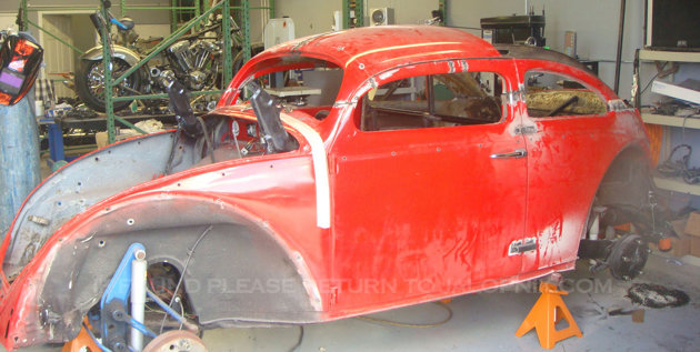 Will.I.Am. and his $900,000 Rebuilt VW Beetle | Volkswagen Utah