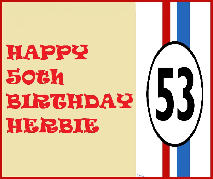 happy birthday herbie volkswagen utah