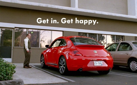 Volkswagen, Get Happy, Commercial, Super Bowl