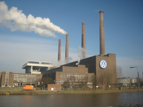 Volkswagen, Wolfsburg Factory, Germany,