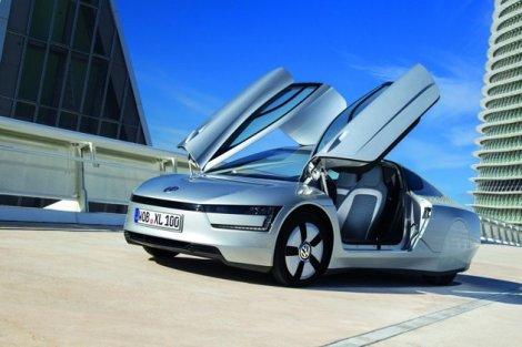 Volkswagen, XL1, concept, geneva auto show