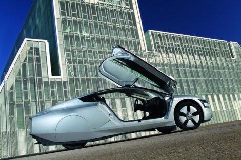 volkswagen, xl1, concept, geneva auto show 2013