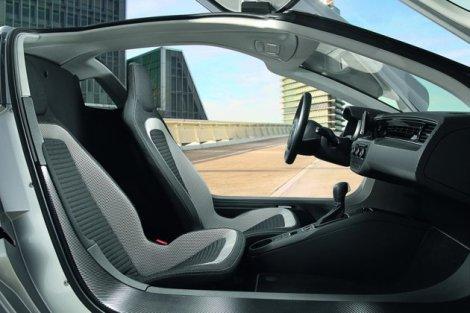 Volkswagen xl1, geneva auto show, concept, diesel,