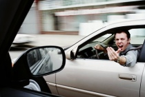 Defensive Driving, Texting, Driving, Lipstick driving, girl driving, awareness, blind spot, slamming brakes, blinker, road conditions, oregon flood, bad roads, construction, weather, leave space between cars, avoid crazy drivers, don't flip the bird, no car chasing, no car pursuit
