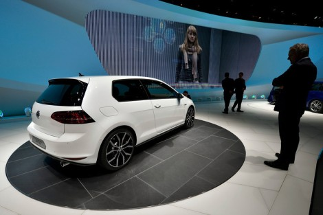 white golf, golf gti, volkswagen, vw, hatchback, white, golf gti