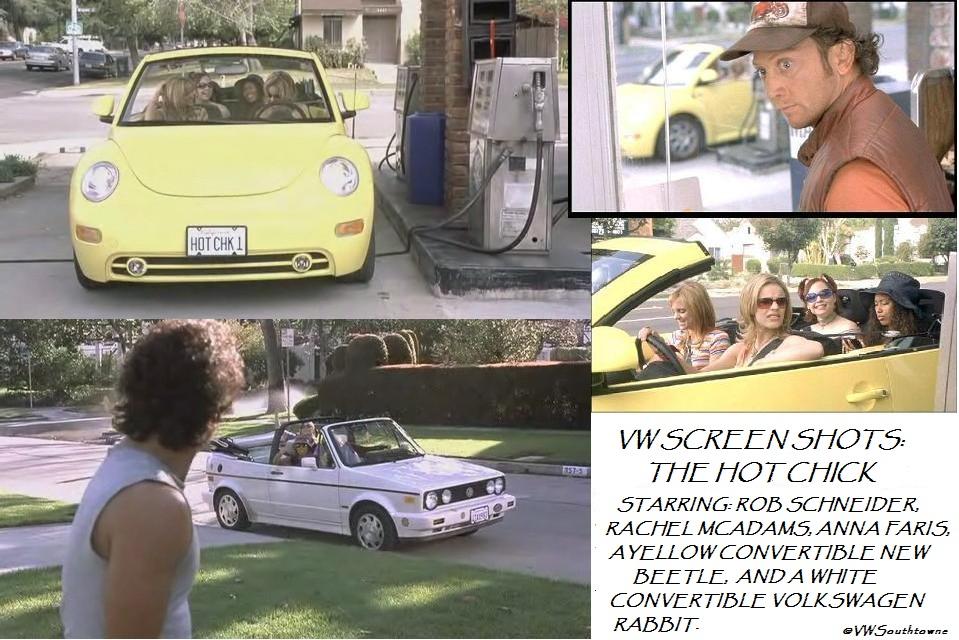 Xpress Auto Sales >> Volkswagen in Movies: The Hot Chick | Volkswagen Utah