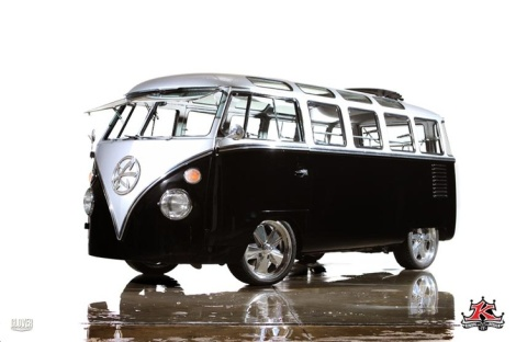 Volkswagen, Dave Kindig, Kindig It Design, Utah Car restoration, Utah old cars, utah car remodel, chopped vw bus, vw bus, vw, 1962 bus