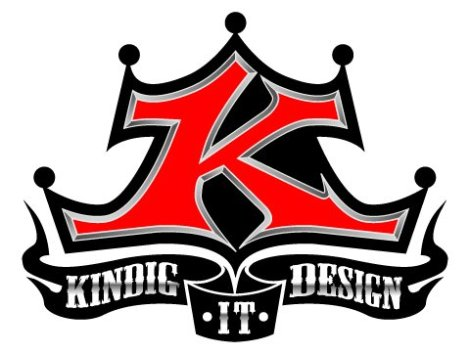 Kindig It Design Logo, Utah Car Restoration company, Utah Classic Car company