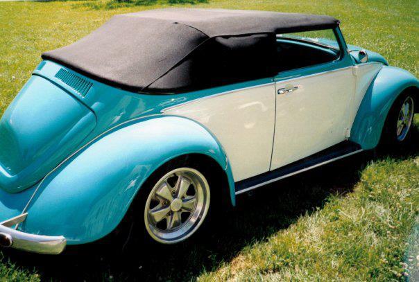 Dave Kindig first resotoration | Volkswagen Utah