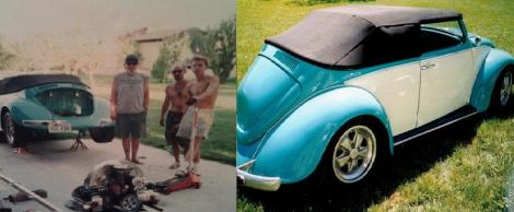 Volkswagen, Dave Kindig, Kindig It Design, Utah Car restoration, Utah old cars, utah car remodel, chopped beetle, vw beetle, convertible beetle