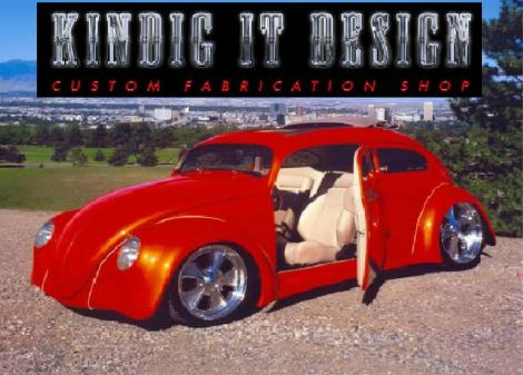 Volkswagen, Dave Kindig, Kindig It Design, Utah Car restoration, Utah old cars, utah car remodel, beetle, vw beetle, chopped beetle