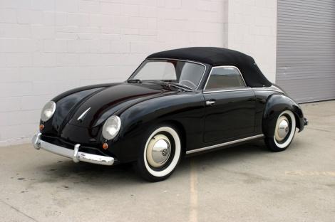 VW, Dannerhauer, Rare VW, Old VW, Convertible VW