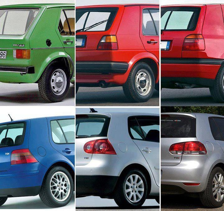 VW Model Names. . . What's In A Name?