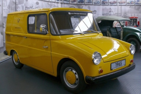 VW, Frindolin, VW mail car, volkswagen