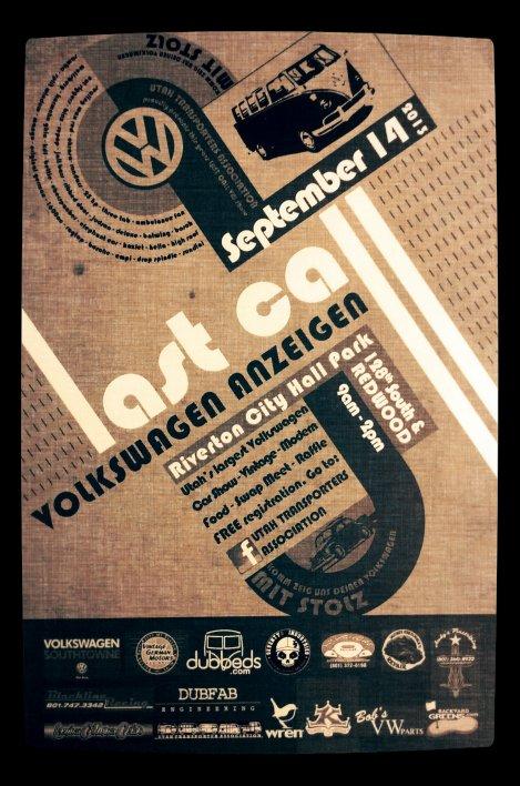 VW, Volkswagen Show, Last Call Utah, Last Call VW