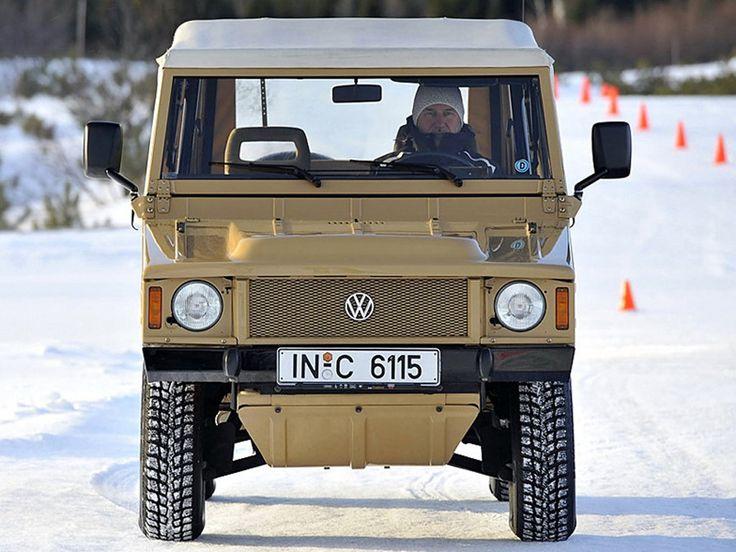 Volkswagen Iltis Type 183 Volkswagen Utah