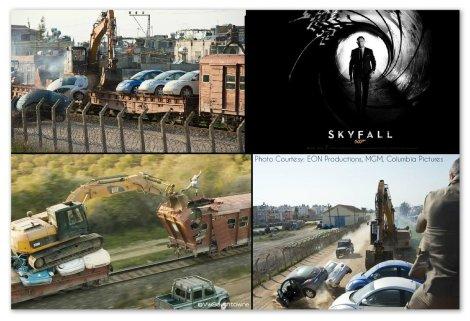 volkswagen, vw, vw in movies, vw james bond, vw 007, volkswagen beetle, vw new beetle movie