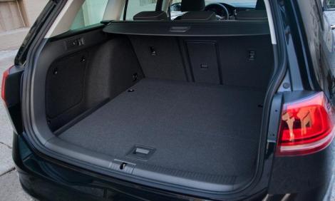 VW Golf Sportwagen 2015 Varient NY Auto Show
