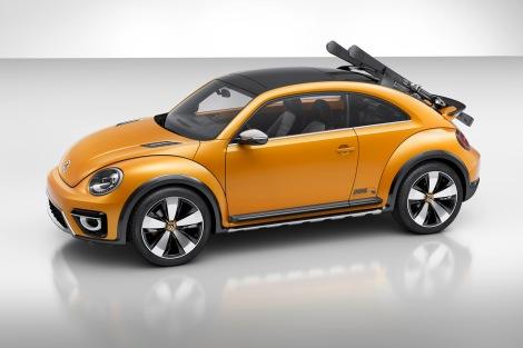 Volkswagen Studie Beetle Dune