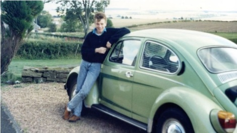 help find ewan mcgregors first car