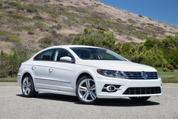 2016 VW CC