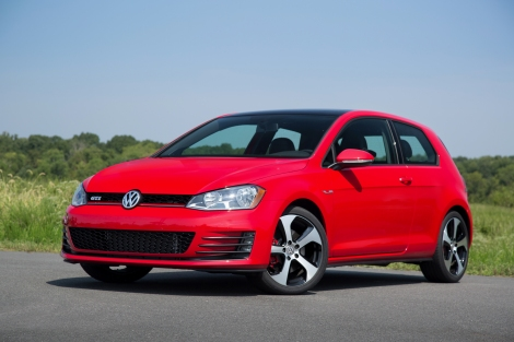 2016 VW Golf TI
