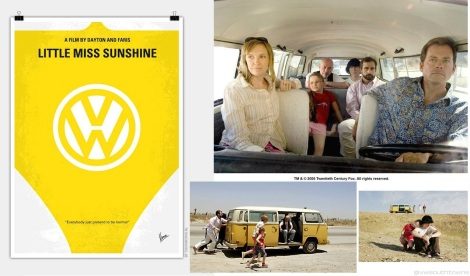 Little Miss Sunshine VW Bus Year