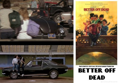 VW Beetle Better off Dead