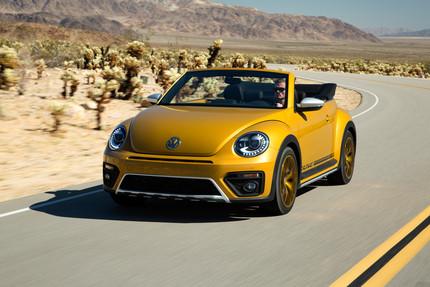dune beetle convertible 2016