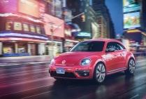 2017 VW #PinkBeetle Model