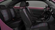 2017 VW #pinkBeetle Pre production model
